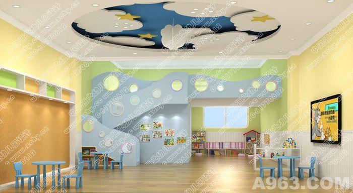 幼儿园室内设计幼儿园教